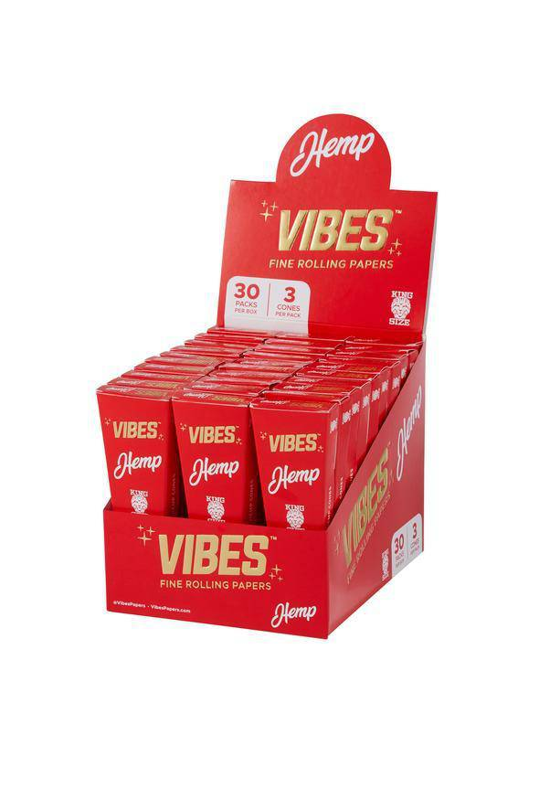 Vibes Hemp Pre Rolls - Head Hunters Smoke Shop