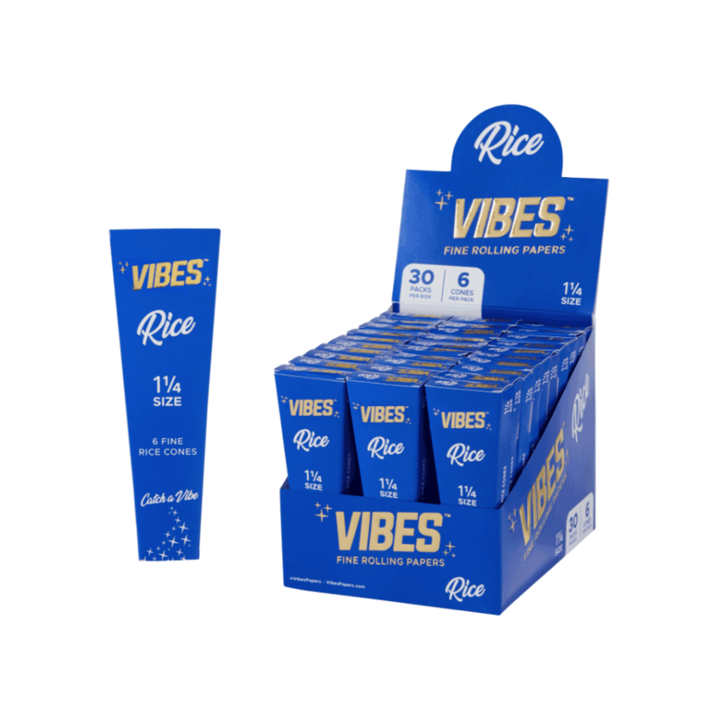 Vibes Rice Pre Rolls - Head Hunters Smoke Shop