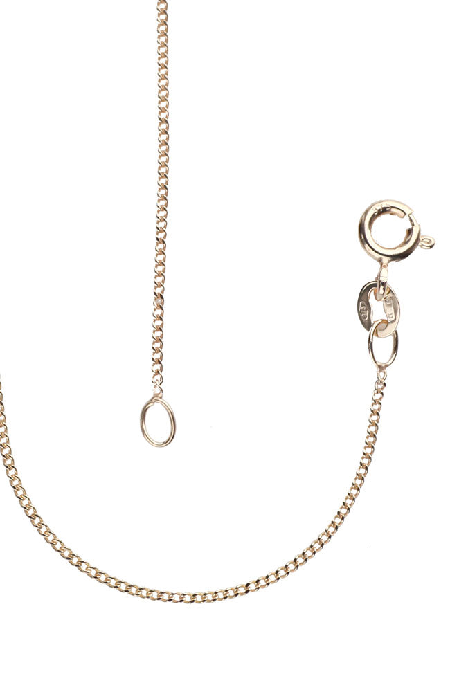 Gold Chain | 9ct Yellow Gold | Delicate Necklet