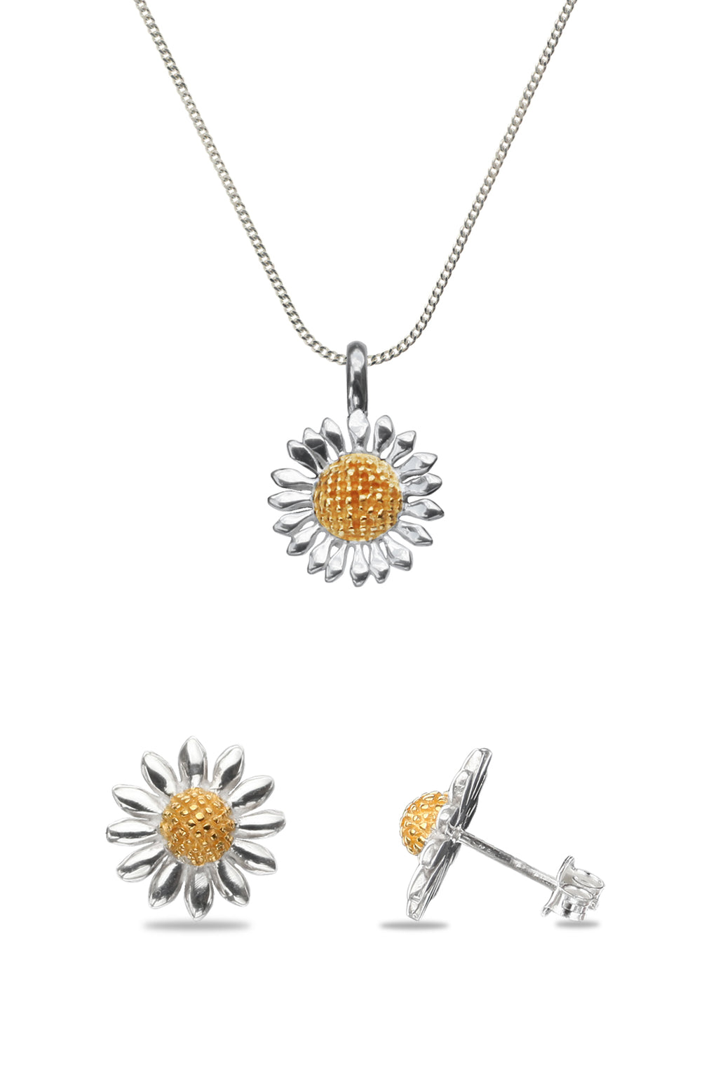 Polished Daisy Set