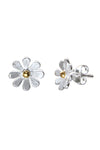 Daisy Chain Stud Earrings