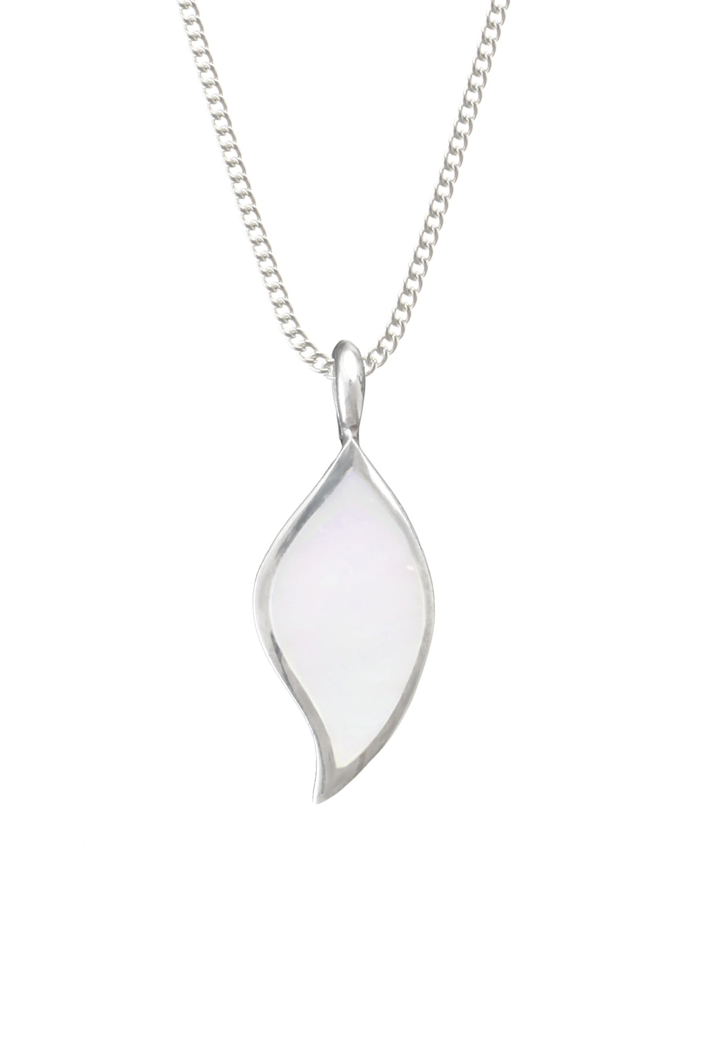 Mother of Pearl Pendant / Nina B Jewellery