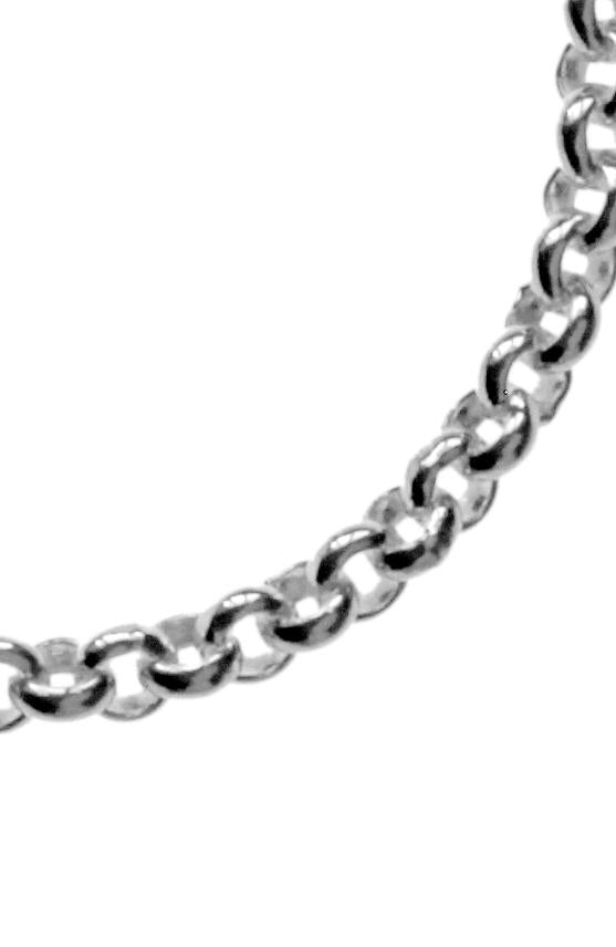 Silver Belcher Chunky Chain