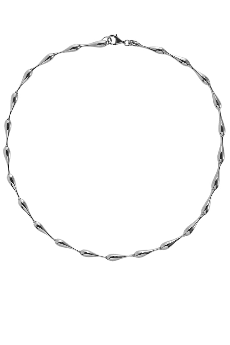 Silver Necklet or Necklace