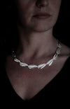 Silver Polished Necklace