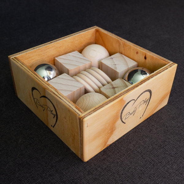 Roll and Build Play Box