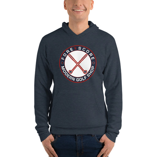 Fore & Score Circle Hoodie