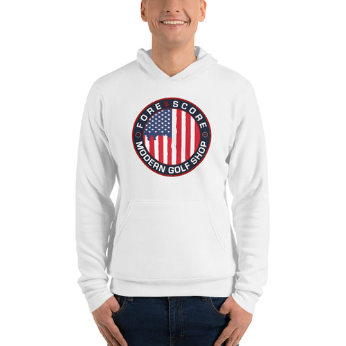 Fore & Score America Pullover Hoodie