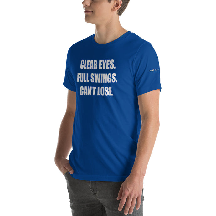 Clear Eyes Full Swings Block Premium T-Shirt