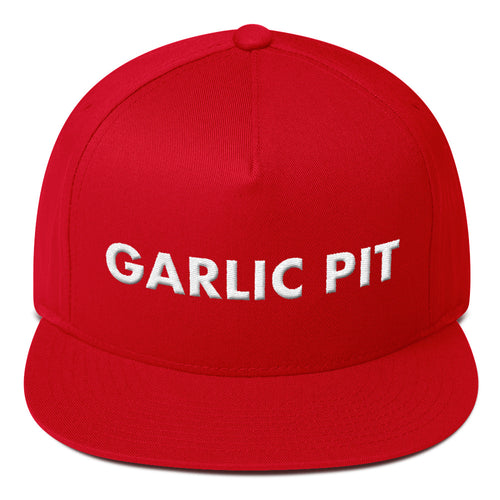 Garlic Pit Snapback Hat