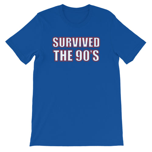Survived The 90's Premium T-Shirt
