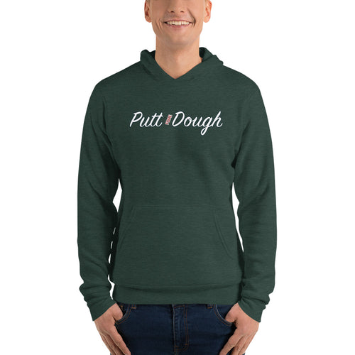 Putt Fore Dough Pullover Hoodie