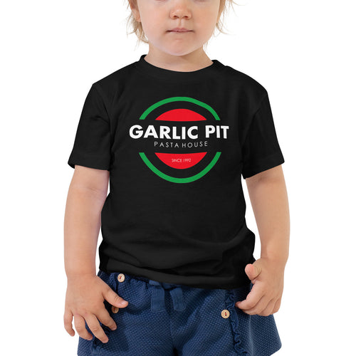 The Garlic Pit Toddler Tee