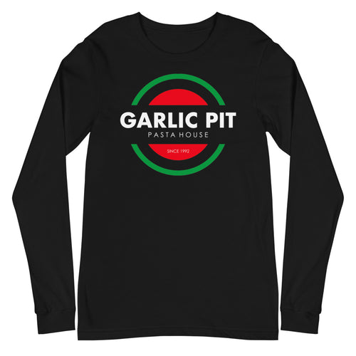 Garlic Pit Premium Unisex Long Sleeve Tee