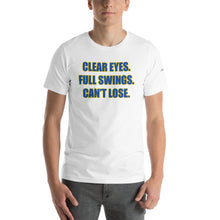 Load image into Gallery viewer, Clear Eyes Full Swings Block Premium T-Shirt