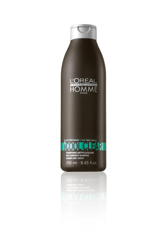 Homme Cool Clear Shampoo