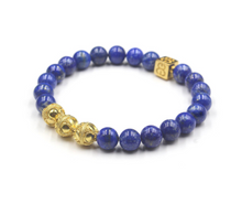 Load image into Gallery viewer, Lapis Lazuli and Gold