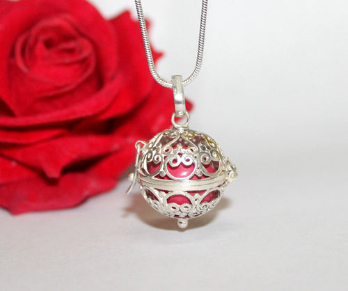 Sterling Silver Bola