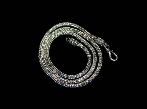 3mm Sterling Silver Chain