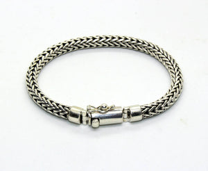 6mm Sterling Silver Chain