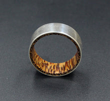 Load image into Gallery viewer, Sterling Silver and Coconut Wood