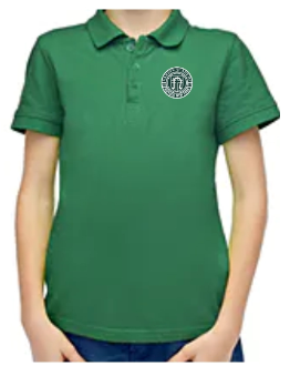 Toddler Green Short Sleeve Polo