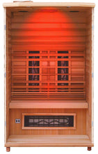 Load image into Gallery viewer, Health Mate Enrich 2 Person Infrared Sauna - Kaso Saunas