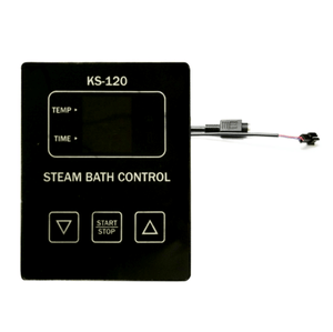 4KW Steam Generator for Steam Saunas - KS120 Controller - Kaso Saunas