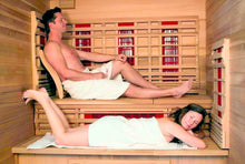 Load image into Gallery viewer, Health Mate Elevated Health Infrared Sauna - Kaso Saunas