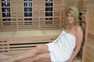Health Mate Elevated Health Infrared Sauna - Kaso Saunas