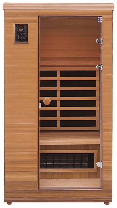 Health Mate Renew 1 Person Infrared Sauna - Kaso Saunas