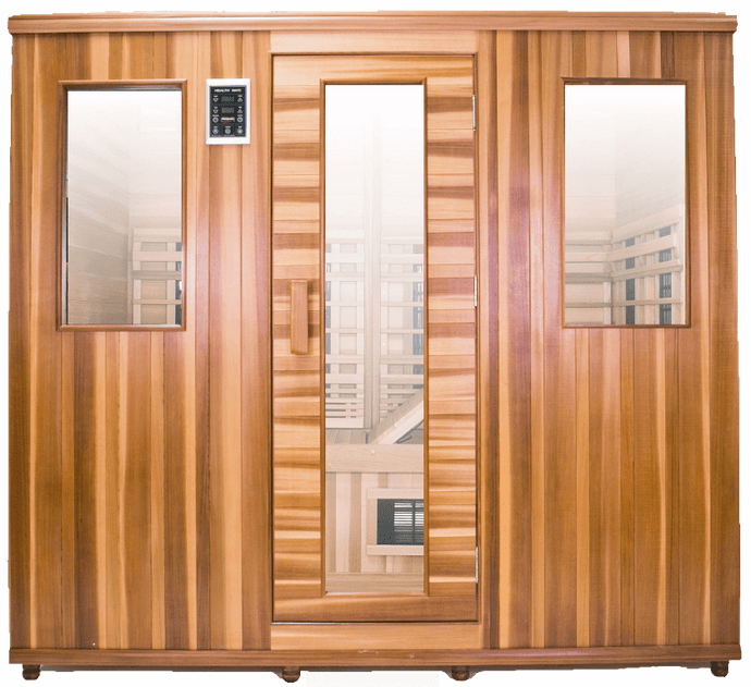 Health Mate Therapy Lounge Infrared Sauna - Kaso Saunas