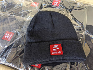 Sprindex Beanie, FREE with Sprindex purchase while supplies last!  FREE WHEN YOU ADD TO CART WHEN YOU ORDER YOUR SPRINDEX.
