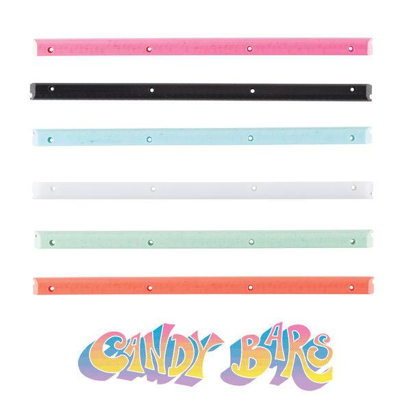 Welcome Candy Bar Rails