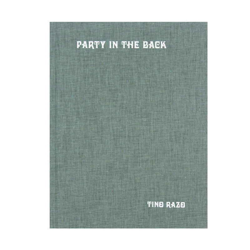 Tino Razo Party In The Back Book