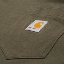 Load image into Gallery viewer, Carhartt WIP Pocket Tee - Cypress