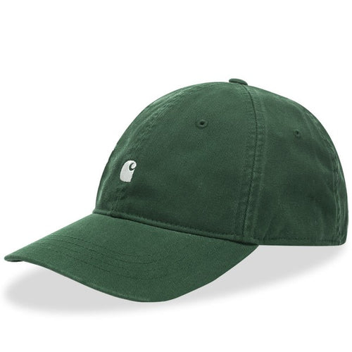Carhartt WIP Madison Logo Cap - Bottle Green
