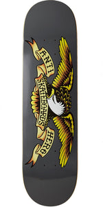 Antihero Classic Eagle Deck Grey 8.25