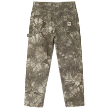 Load image into Gallery viewer, Stussy Dyed Work Pant - Olive