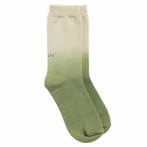Stussy Dip Dye Everyday Socks - Green