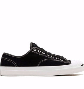 Converse Jack Purcell Pro Suede - Black/White