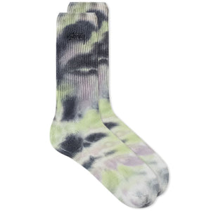 Stussy Leary Marl Socks - Black