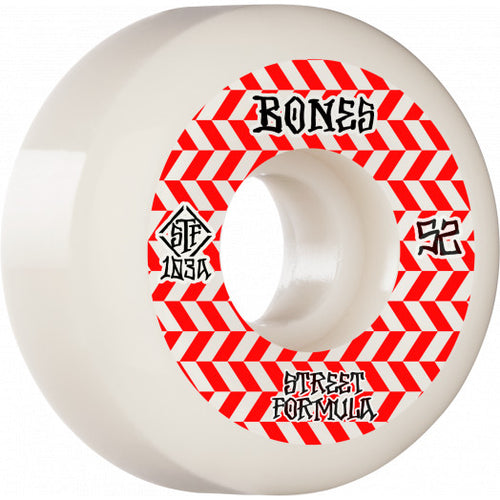 Bones STF Patterns Wheel - 103A 52mm V5
