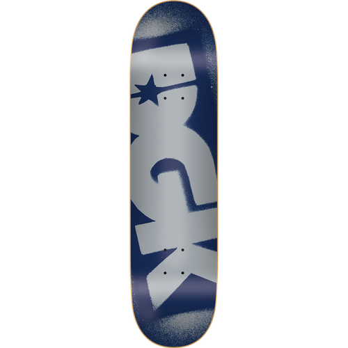 DGK O.G. Logo Deck Navy/Grey - 7.9