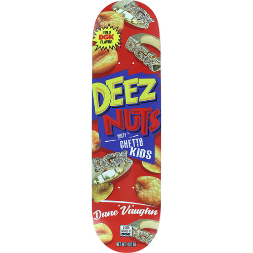 DGK Vaughn Ghetto Snacks Deck - 8.5