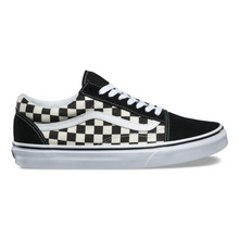 Load image into Gallery viewer, Vans Old Skool - Primary Check Black/White