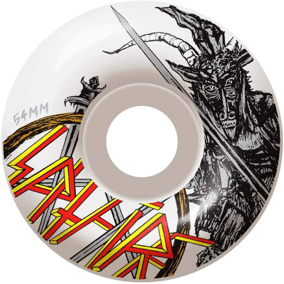 Spitfire Classic No Mercy Wheels - 54mm 99D