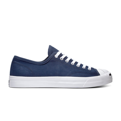 Converse Jack Purcell Canvas - Obsidian/White/Black