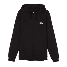 Load image into Gallery viewer, Stussy Basic Hood - Black