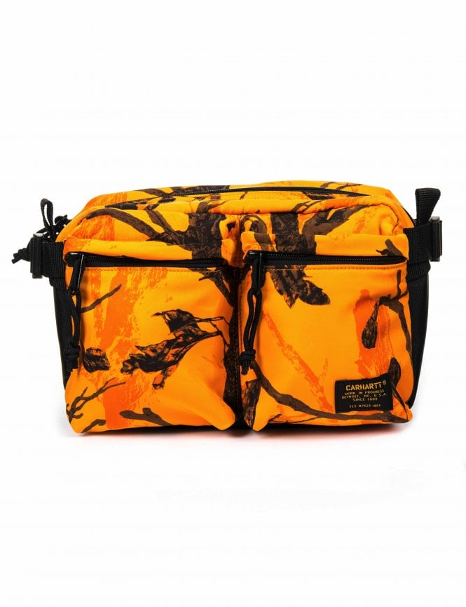Carhartt WIP Military Hip Bag - Tree Camo